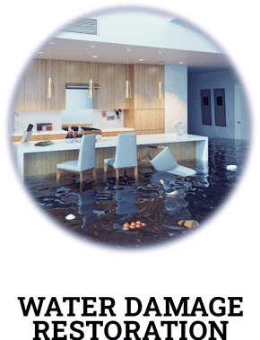Certified Water Damage Experts
