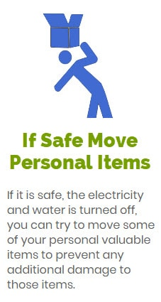 If Safe Move Personal Items