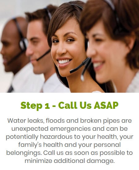Call Our Mount Lebanon, PA Team ASAP