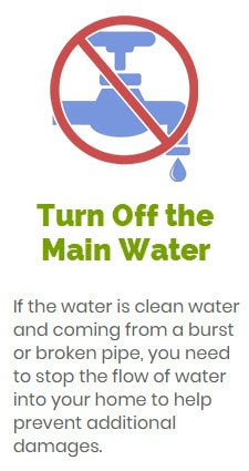 Turn Off the Main Water