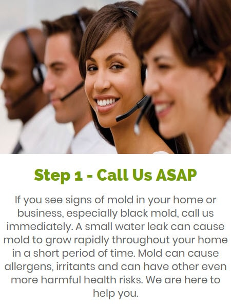 call our Davenport, IA team ASAP